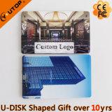 USB promozionale caldo Pendrive (YT-3101) della carta di credito dei regali di Customerized
