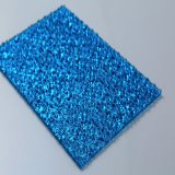 Plastic Diamond Plate Sheets with UV Coated for Sale