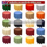 Artigos do partido Aniversário Casamento Decoração de saia de mesa produtos de festa (P4106)