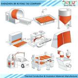 Hoja industrial de la calefacción del silicón flexible de DC12V DC24V