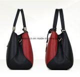 最も新しいデザインベストセラーのさまざまなカラーPUの女性ハンドバッグ