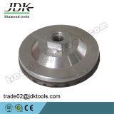 화강암을%s D100*M14 다이아몬드 갈거나 폴란드어 거친 컵 바퀴