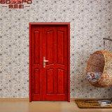 Дверь выхода обеспеченностью пожара кино деревянная (GSP4-005)