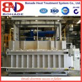 自己の予熱バーナーが付いている天燃ガスの鍛造材の暖房の炉
