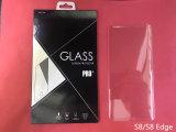 para Samsung S8 / S8 Edge Protector de pantalla más pequeña versión de vidrio templado