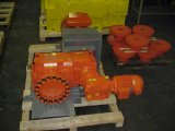 Engranaje cónico, engranaje helicoidal, cojinete, caja, caja para la caja de engranajes
