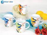 Venta al por mayor 10oz Ceramic Cake Cup