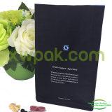 Flache Unterseiten-Kaffee-verpackenbeutel mit Ventil
