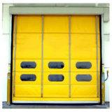 Gewöhnliche automatische Hochgeschwindigkeitsblendenverschluss-Tür mit Radar-Fühler-Wiederanlaufrapid-Tür