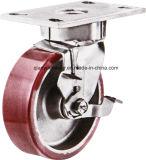 NylonKingpinless Hochleistungsfußrolle Mc-
