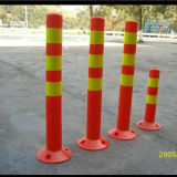 Hight Quality Traffic facilmente restaurado EVA Spring Post