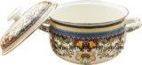 毎日の使用のためのHightの品質のエナメルの幸福の鍋