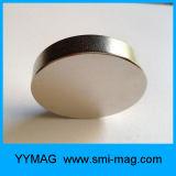 Platten-runde seltene Masse NdFeB Magneten des Neodym-N35-N52