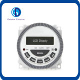 Cn304A 16A/240VAC wöchentlich programmierbarer Digital LCD Energien-Timer-Schalter
