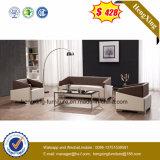 Sofà di cuoio del salone 1+2+3 moderni di successo (HX-CS059)