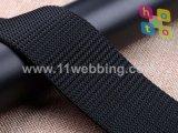 Tessitura di nylon dell'alto serbatoio nero di tenacia 40mm per la cinghia militare