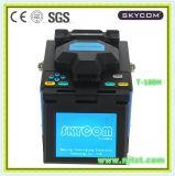 Máquina de soldadura aprovada da fibra óptica do GV do Ce (T-108H)
