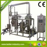 Equipamento erval solvente da extração do evaporador do Reflux quente