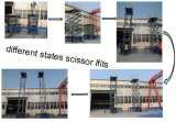 De elektrische Lift van de Schaar van de Doos van de Controle Towable voor Verkoop