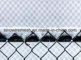 Загородка звена цепи Sailin гальванизированная PVC&