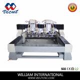 , 화강암 세라믹, 대리석을%s 최신 판매 돌 3D CNC 대패 돌 (VCT-9015SD)