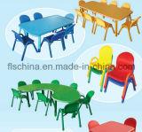 Tableau en plastique d'enfants de Furiture d'enfants