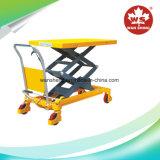 800 kg Capacidade de carga Mesa de elevação de tesoura dupla (SPS800)