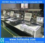 Hete Machine 15 van het Borduurwerk van de Hoofden van het Geautomatiseerde Systeem van Dahao van de Overeenkomst Enige Machine van het Borduurwerk van de Naald GLB de Vlakke