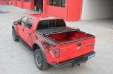 100%年の備品はRAM 1500の明白なCrewcabの単一のタクシーのためのトラックの荷台カバーを転送する