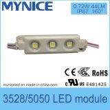 세륨 RoHS UL를 가진 가벼운 상자 채널 편지를 위한 높은 광도 LED 모듈 DC12V/24V IP66 주입 모듈