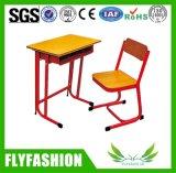 学校家具椅子が付いている安い学生表