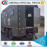 6X6 All-Wheel 드라이브 off-Road Miltary 육군 이동할 수 있는 음식 트럭