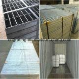中国の製造者からの熱い電流を通された鋼鉄格子