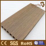 Decking ao ar livre plástico de madeira do composto WPC do fabricante impermeável