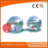 Bola 2017 de Zorb del agua inflable del PVC que recorre con el precio al por mayor Z1-003