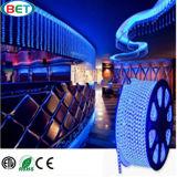 3528 120LEDs 7W/Mの庭の装飾LEDライト