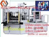 O plástico dos PP engarrafa a maquinaria do molde de sopro da injeção