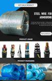 광섬유 케이블을%s 강철 받침줄이 7/0.8mm에 의하여 철강선 물가 직류 전기를 통했다