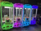 Máquina expendedora de Calw del juego de fichas de la grúa para los niños (ZJ-CGA-7)