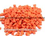 オレンジMasterbatchの鋳造物、鋳造、放出、泡立つフィルムのための高性能のカラー濃縮物