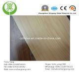 De houten Met een laag bedekte Rol van de Korrel Aluminium met Polyester of Deklaag PVDF