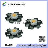 LED crece la iluminación 380-840nm 3W