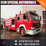 Hochleistungs-HOWO 12t 16t Feuer-Rettungsfahrzeug-Feuerlöscher-LKW