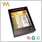 Cajas de cartón de empaquetado del pegamento acanalado de encargo de la impresión