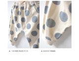 2017 pantaloni organici del bambino del cotone di nuovo di arrivo autunno di modo