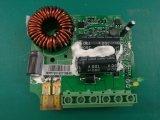 Fangpusun orange Solarcontroller-Aufladeeinheit 15A des Blau-MPPT100/15 für Batterie des Straßenbeleuchtungs-Systems-12V 24V