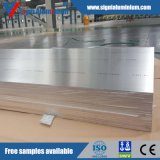 Marinealuminiumlegierung-Aluminiumplatte (5052 5083 6061 7075 2024)