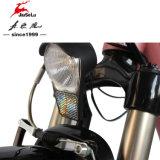 """アルミ合金の車輪電気26 """" 250Wブラシレスモーターバイク(JSL038G-7)"""