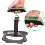 휴대용 40kg 전자 디지털 거는 수화물 균형 포켓 무게 가늠자