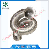 conduit 10inches flexible en aluminium semi-rigide de 254mm pour le dessiccateur